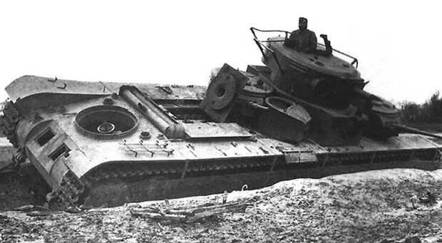 Так ли был плох Т-35: рассказ ветерана-танкиста