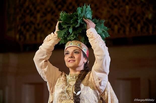 Царская невеста из парадных сеней. Исторический музей дебютировал в качестве оперной сцены