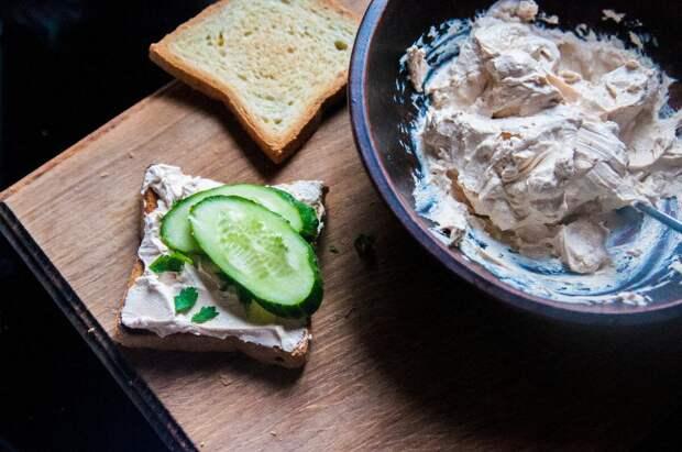 Нежнейший сыр из замороженной ряженки. Делюсь нашим любимым рецептом
