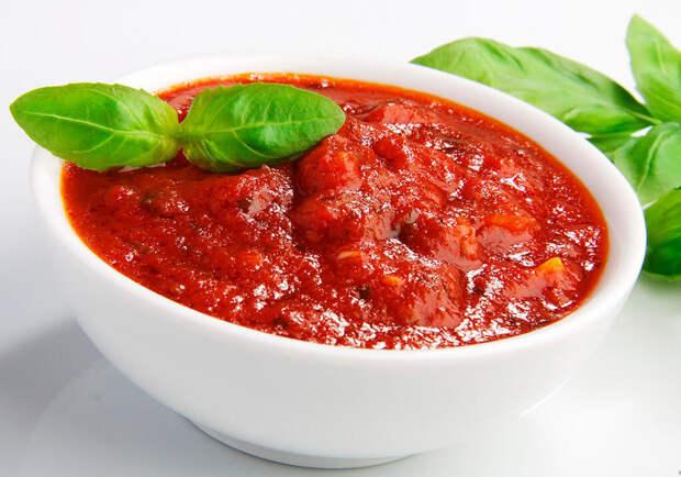 Превосходный соус к макаронам