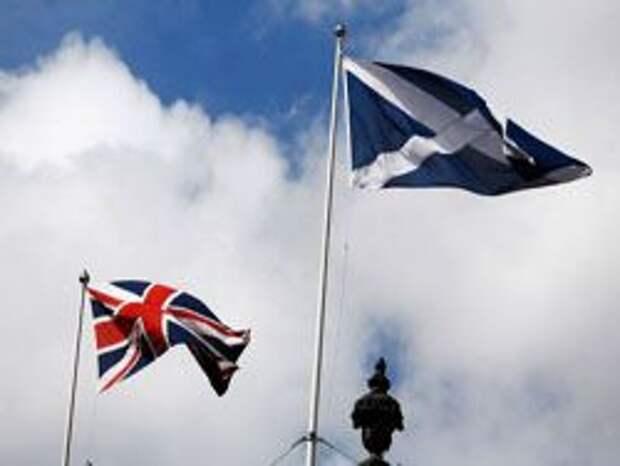 Карни: Шотландии придется отказаться от суверенитета