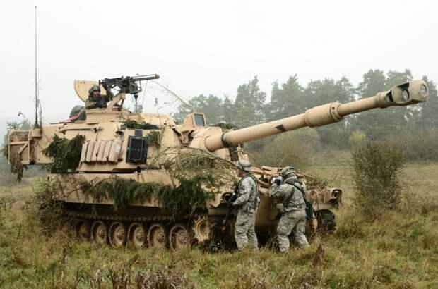 «Это фиаско»: США признали беспомощность своей артиллерии