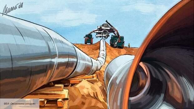 Митрахович объяснил, как Россия обыграет США на газовом рынке