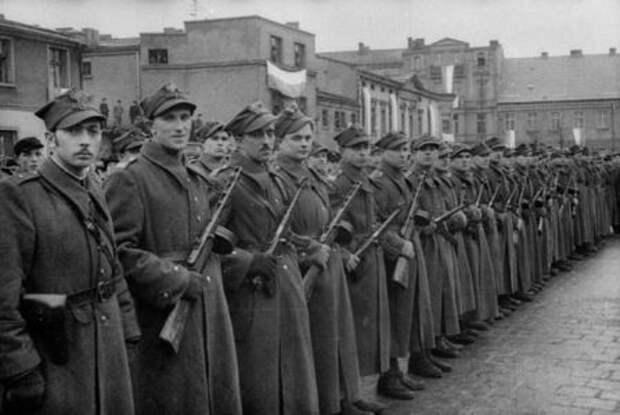 Войско Польское от СССР до Берлина