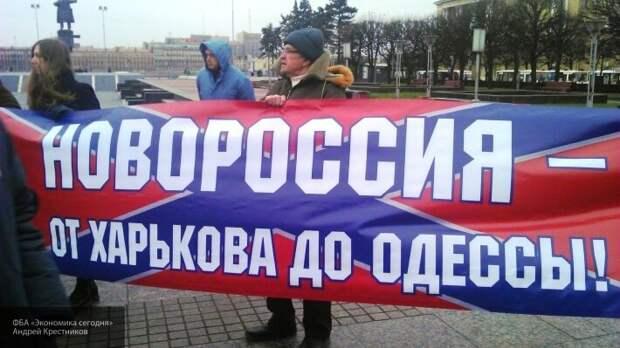 Вассерман рассказал, почему Россия не помогла Стрелкову создать на Украине Новороссию