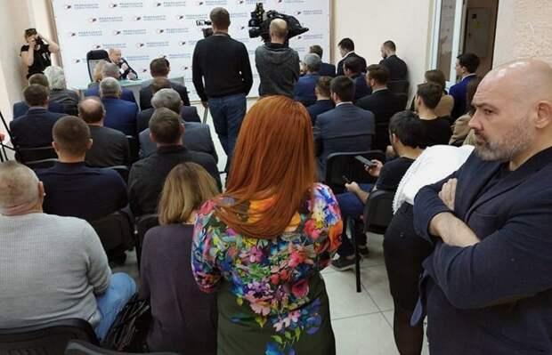 Выборами губернатора Севастополя займется секс-однокурсник проститутки Рыбки
