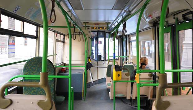 Пассажиропоток в автобусах Подмосковья сократился на 21% по сравнению с прошлой неделей