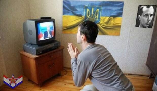 Путин на украинском ТВ посеял панику и деморализовал войска в Донбассе