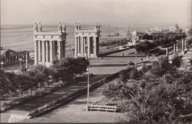 Сталинград 1950-х годов