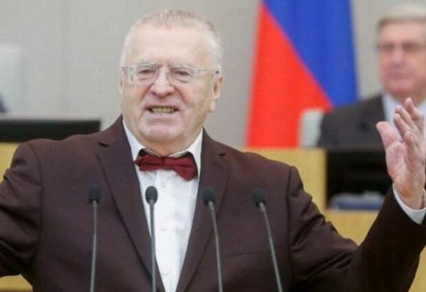 Жириновский назвал главных виновников войны в Нагорном Карабахе