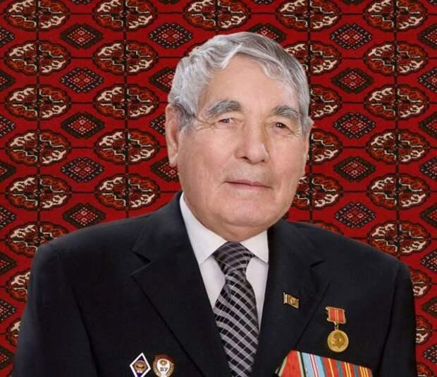 Скончался отец президента Туркмении