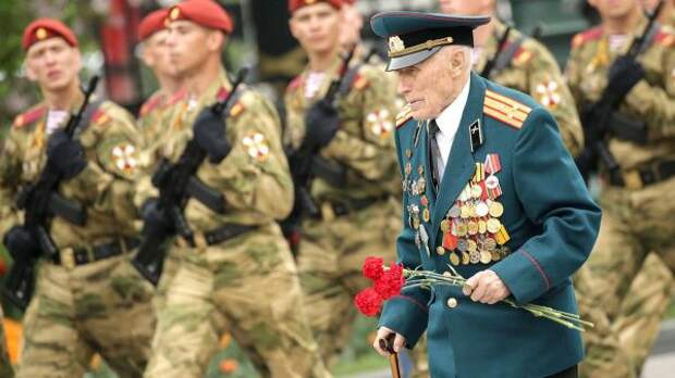 ВРоссии вступает всилу закон, ужесточающий наказание заоскорбление ветеранов