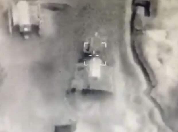 Азербайджан уничтожил второй позиционный район С-300 ПВО Армении