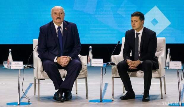 Лукашенко грубо ответил на «мычание Володи»