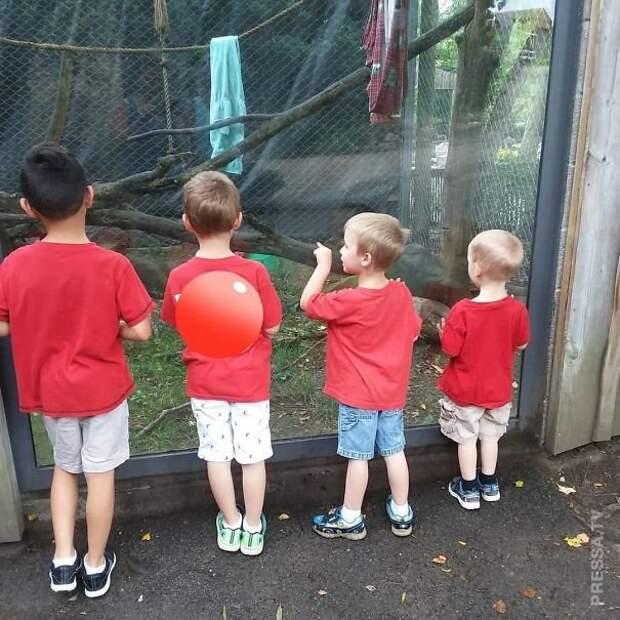яркая одежда для детей
