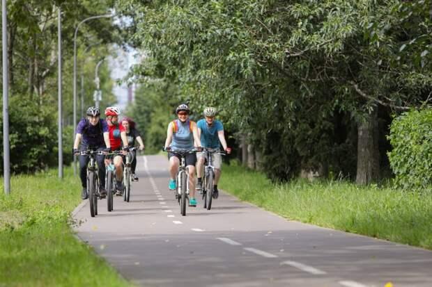 Велопрокат в Строгине станет бесплатным на один час 10 июля