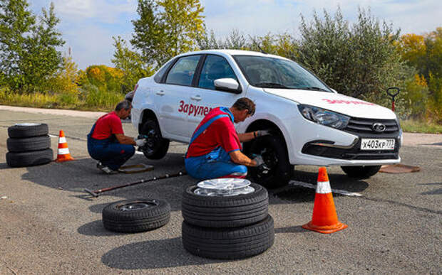 Самые доступные 14-дюймовые шины: эксперты «За рулем» выбрали лучшие