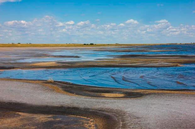Кулундинское озеро
