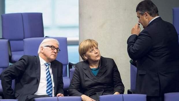 Немецкие социал-демократы: Запад, отстань от России!