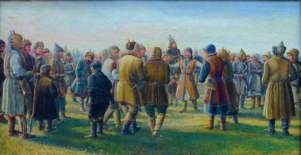 Присоединение одной пятой России. Сибирские приключения атамана Галкина