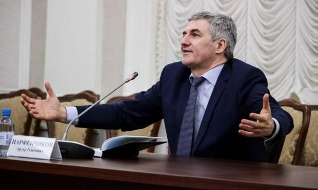 Губернатор Парфенчиков намекнул на неадекватность жителей Карелии