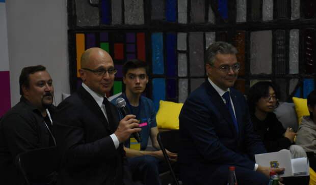Первый заместитель президента РФпосетил стрит-арт фестиваль наСтаврополье
