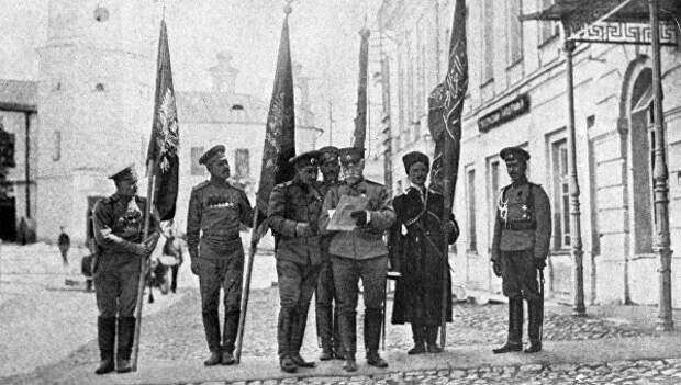 16.02.1916 Кавказская армия генерала Юденича разгромила Турецкую 3-ю армию, и взяла штурмом крепость Эрзерум. Первая мировая. Изображение интересно, история, фото