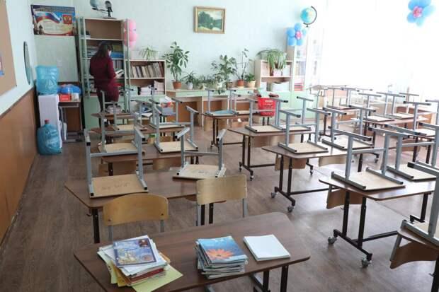 В нижегородской мэрии прокомментировали инцидент с мерзнущими по утрам учениками школы №115