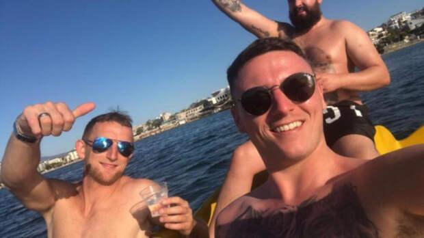 Трое друзей, пострадавших в Турции