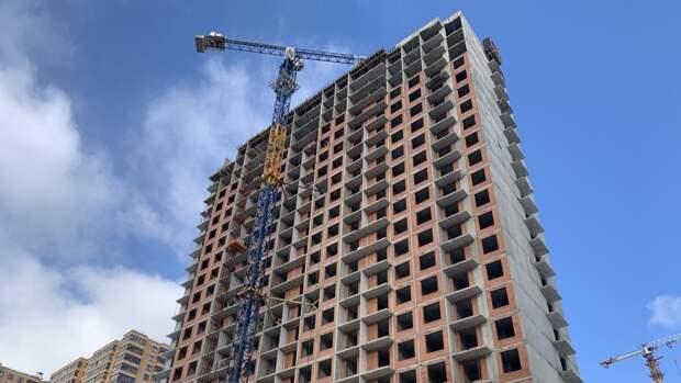 Лидерами по росту цен на жилье стали Омск, Сочи и Краснодар