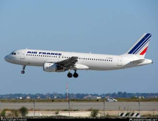 Airbus A320-111 Air France f-gfka VCE
