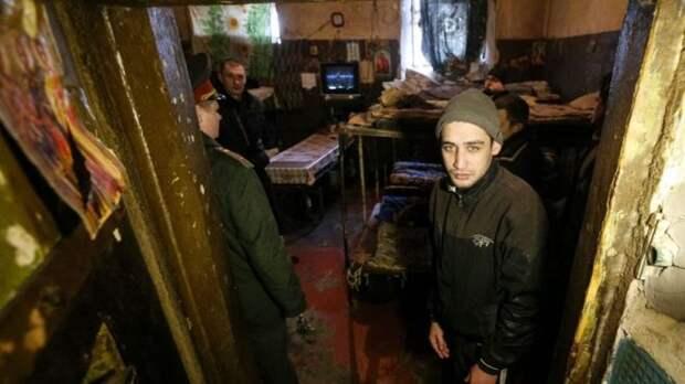 Украина: свободу маньякам и рецидивистам!