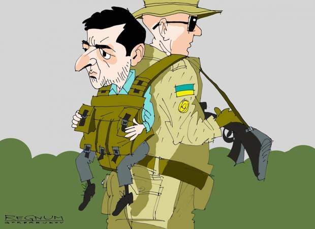 Президента Украины Владимира Зеленского нужно отвезти в больницу, где провести обследование его мозговой деятельности....