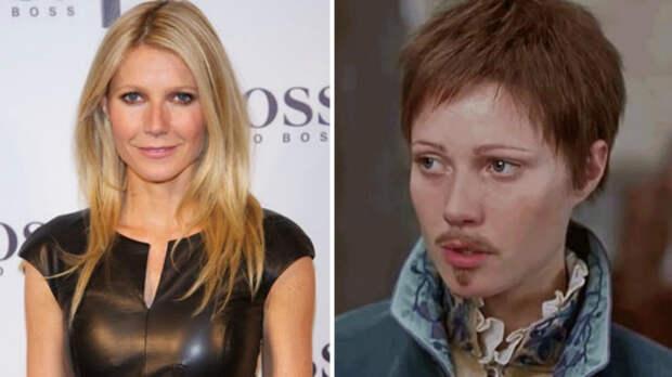 Красивые актрисы, сыгравшие в кино мужчин