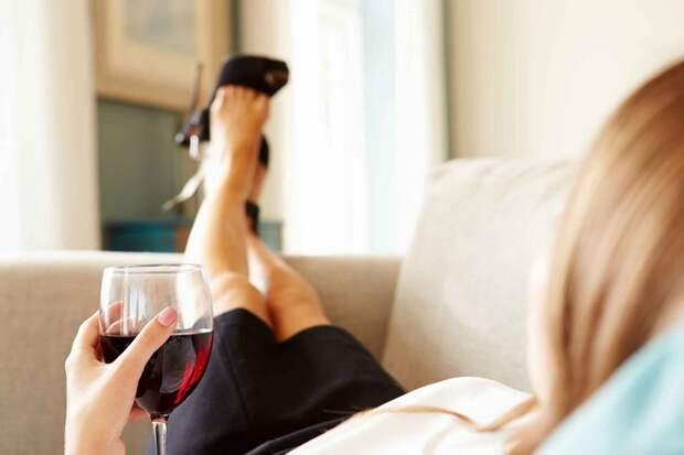 Алкоголь – это «пустые» калории.