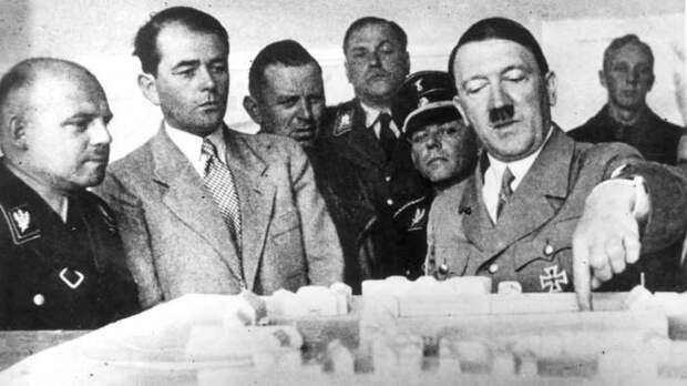 Гигантизмом, похоже, болело все командование Третьего рейха. /Фото: thedailybeast.com