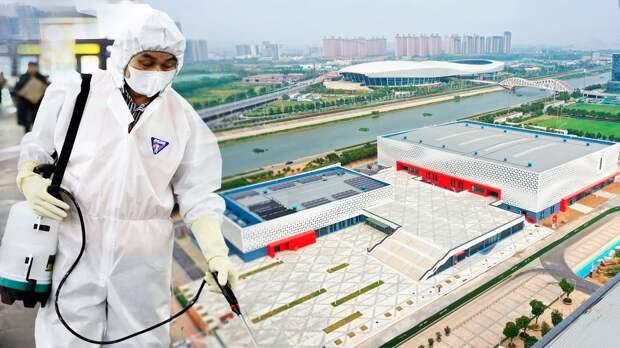 Олимпиаду могут отменить из-за китайского вируса? Чемпионат мира полегкой атлетике уже перенесли