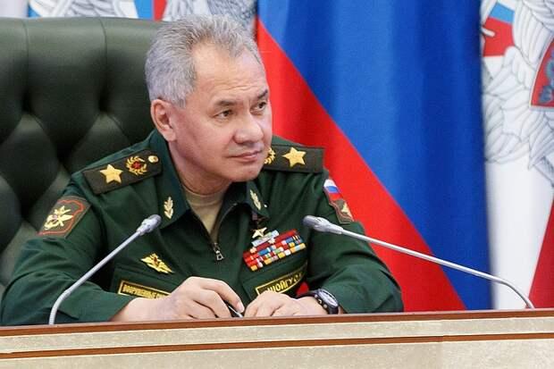 Сергей Шойгу прибыл в Таджикистан на совещание глав Минобороны стран ШОС