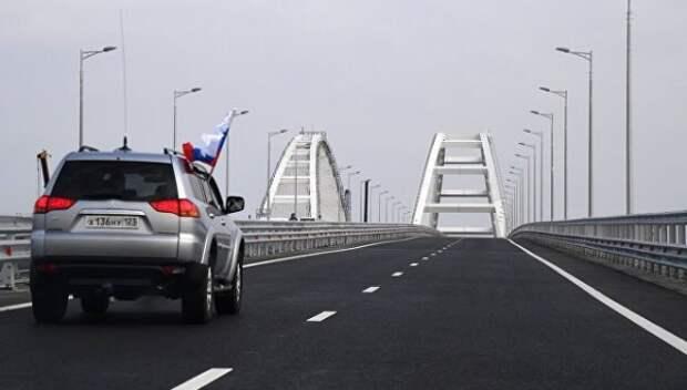 Украинцы верят, что Крымский мост возможно уничтожить с помощью неких «союзников» на Кавказе (ВИДЕО)