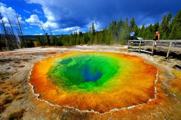 Самые живописные природные дыры в земле