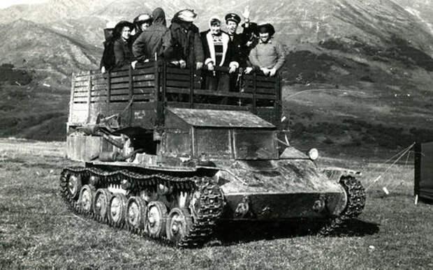 Самая массовая самоходка СССР: лучшая подруга пехоты