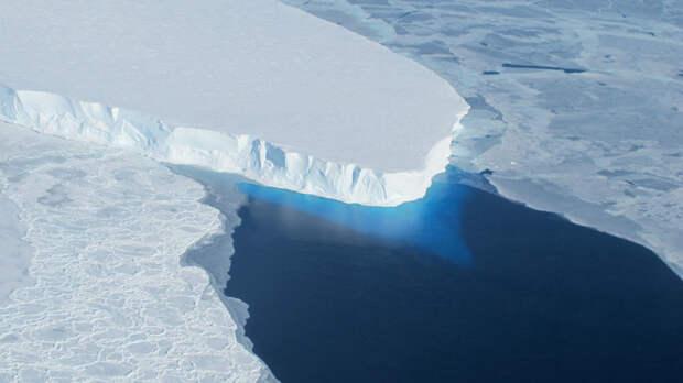Ледник Судного дня может обрушиться не так быстро, как считалось ранее
