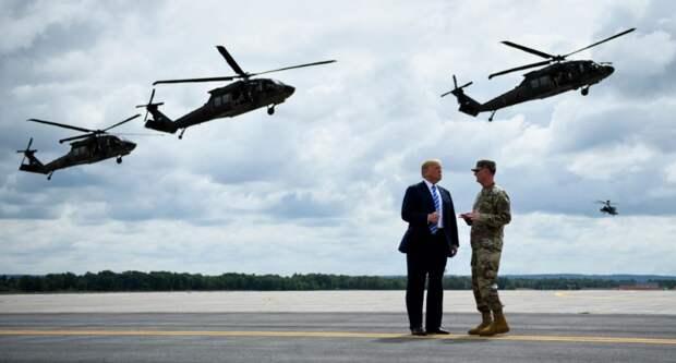 Почему при военном бюджете $750 млрд США остаются легкой мишенью