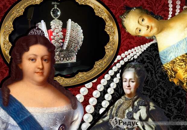 Золотой век матриархата - 3 великие женщины России