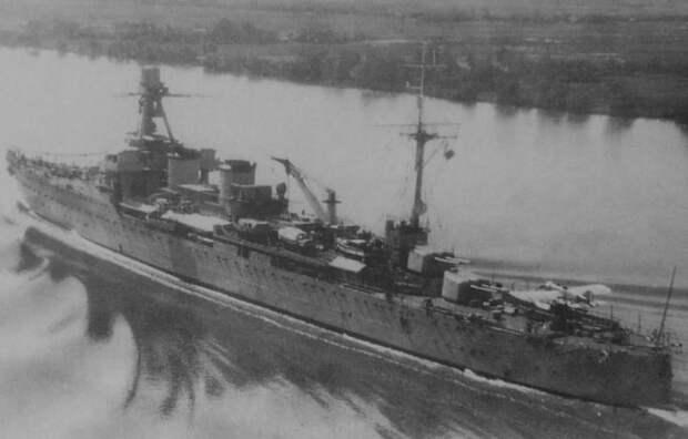 Боевые корабли. Крейсера. Вот так оно все начиналось