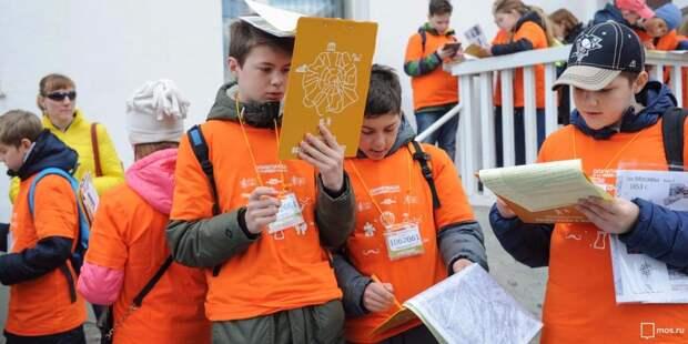 Колледж на Смольной стал площадкой проведения Олимпиады «Музеи. Парки. Усадьбы»