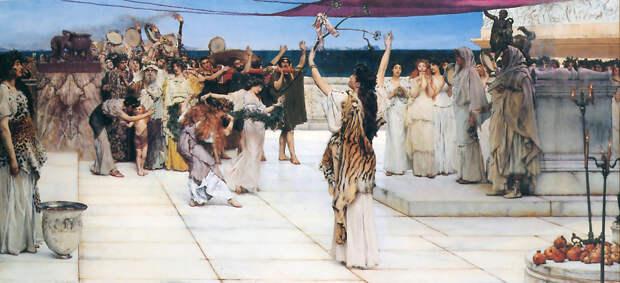 Сэр Лоуренс Алма-Тадема - Ностальгия по Античности