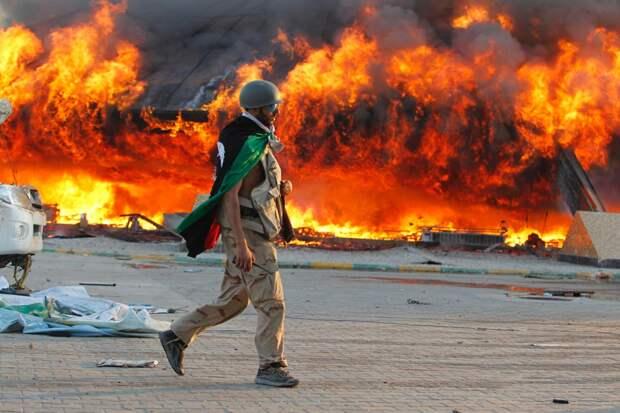 ПНС Ливии открыто заявило о начале новой наступательной военной операции