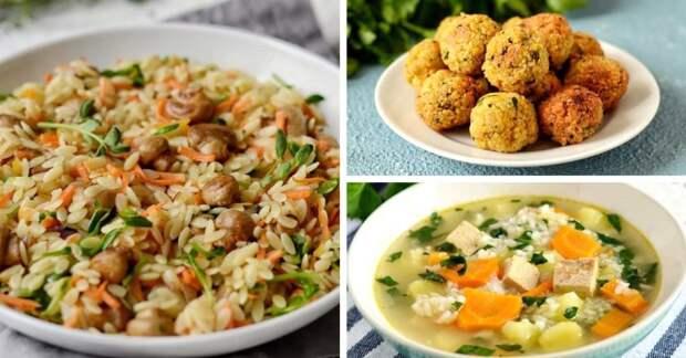7 рецептов постных блюд