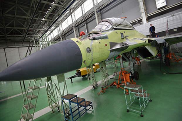 В России признали вину за провал МиГ-29К в Индии